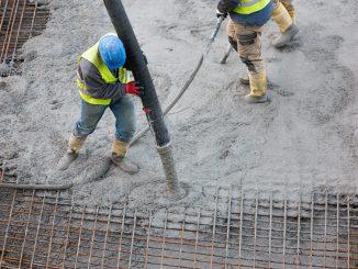 beton bestellen met pomp